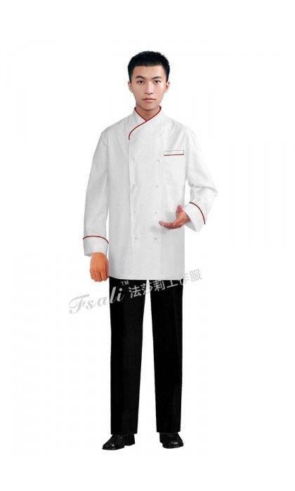 餐饮工作服穿着有哪些要求?